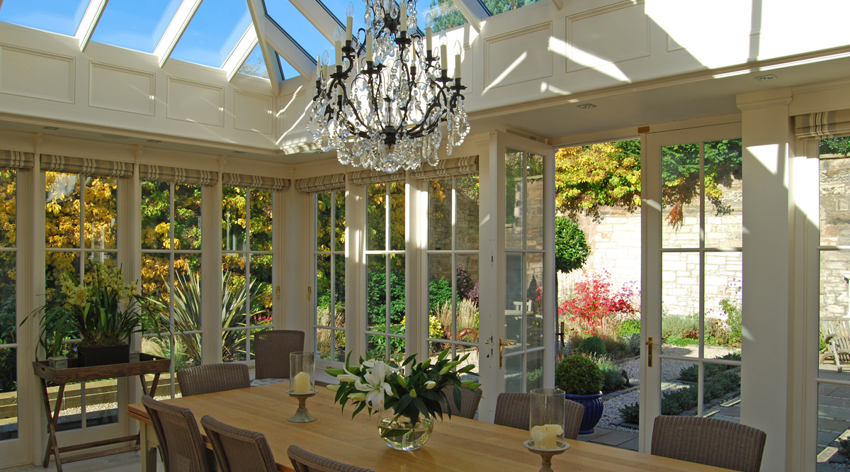 dining room conservatories