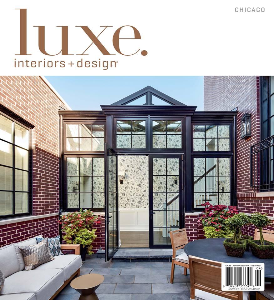 conservatory magazine cover