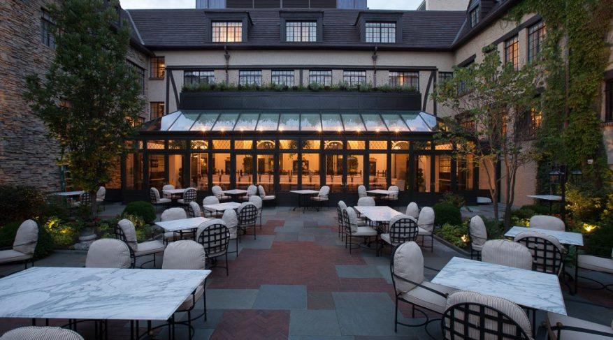 dining patio conservatory