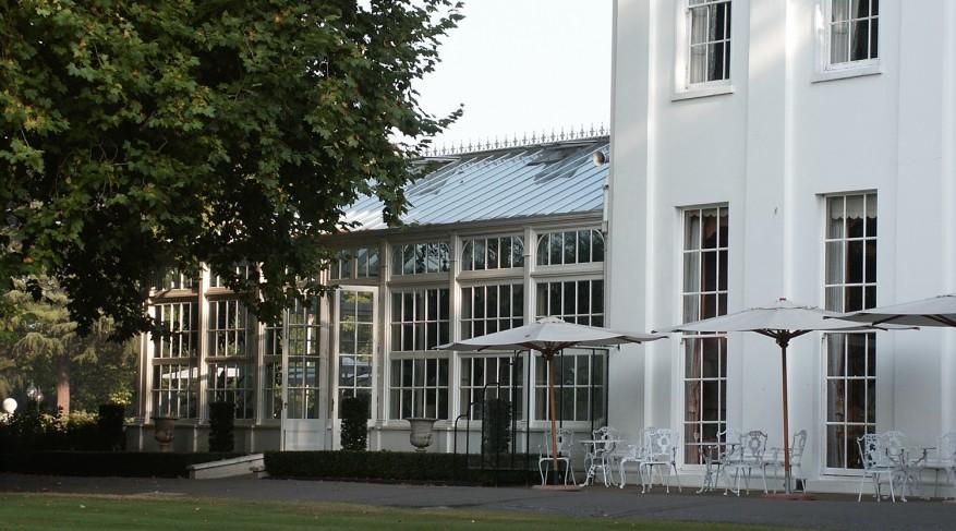 hurlingham exterior