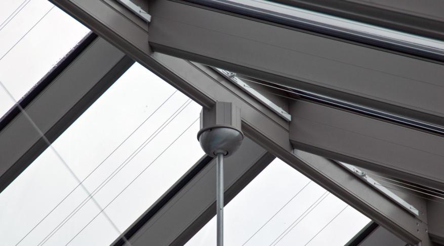 light mounting hub