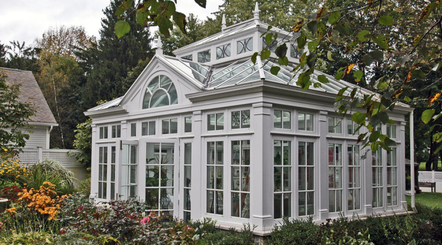 garden house conservatory