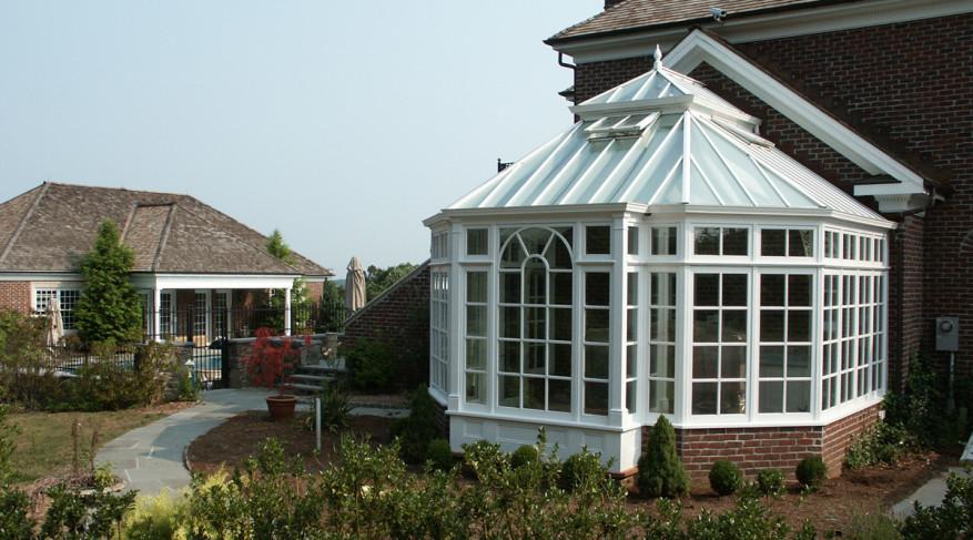bay conservatory side