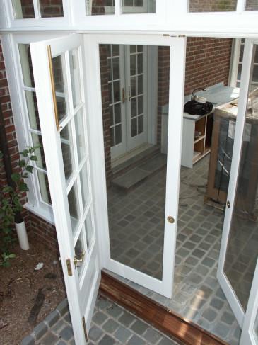 conservatory screen door