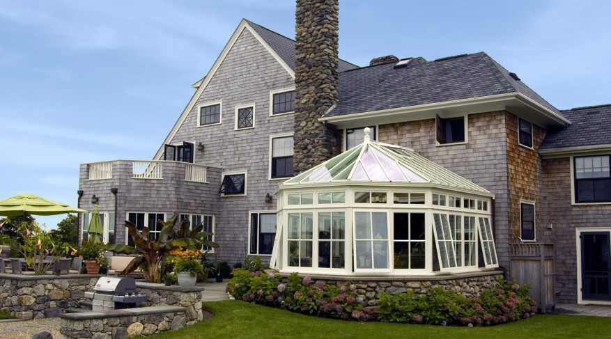 rhode island pool house