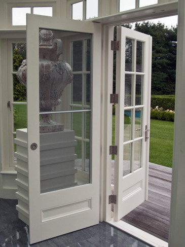 conservatory screen door