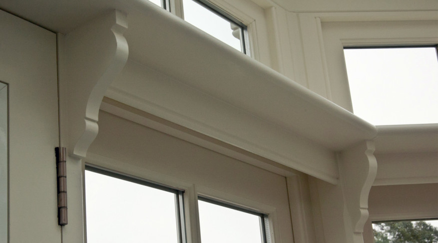 conservatory corbels