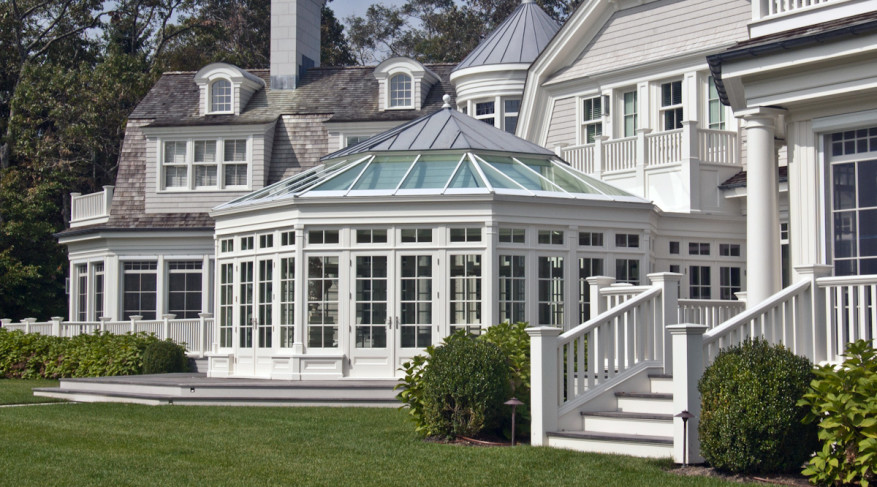 octagonal conservatory