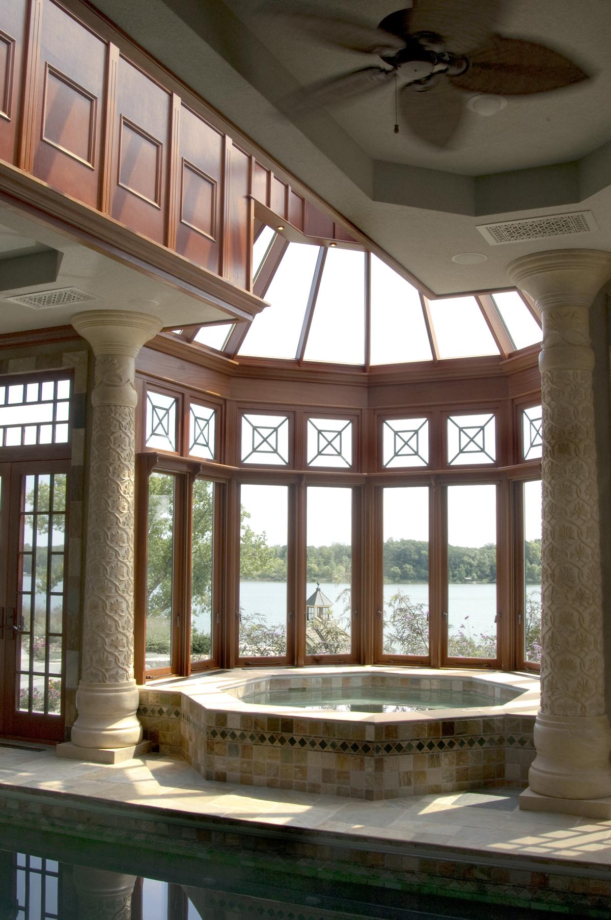 spa conservatory