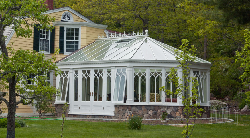 bay end victorian conservatory