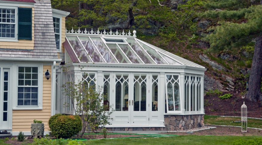 bay end conservatory