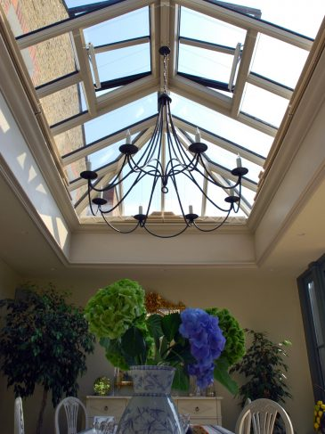 garden skylight