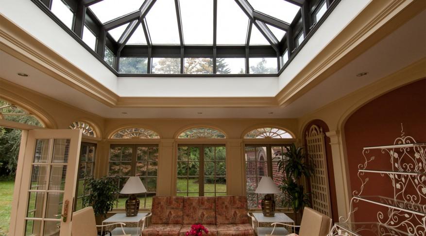 bronze skylight