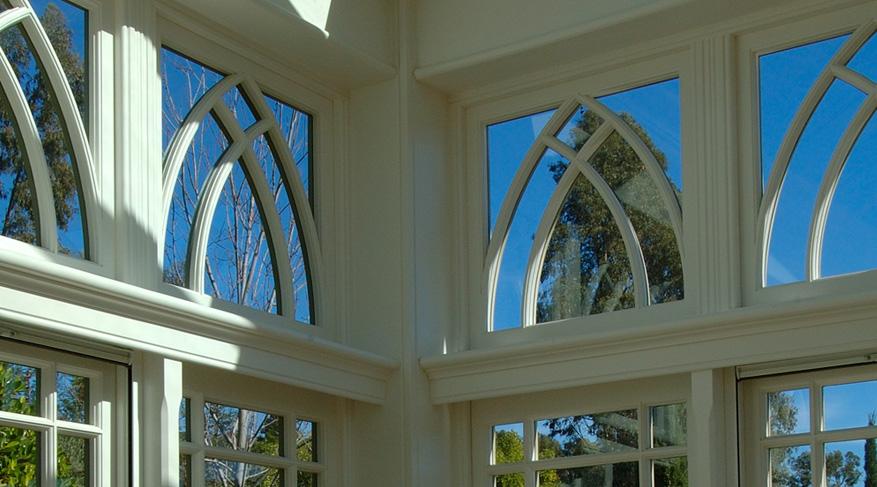 tru-divided glazing pattern