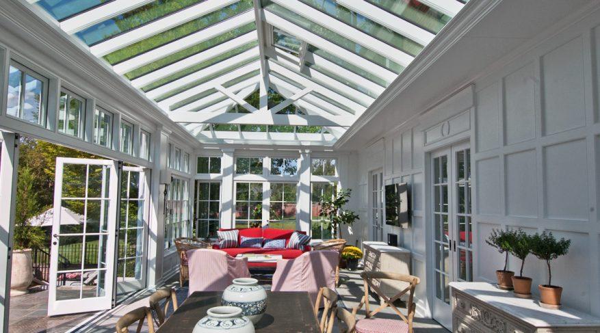 interior conservatory roof