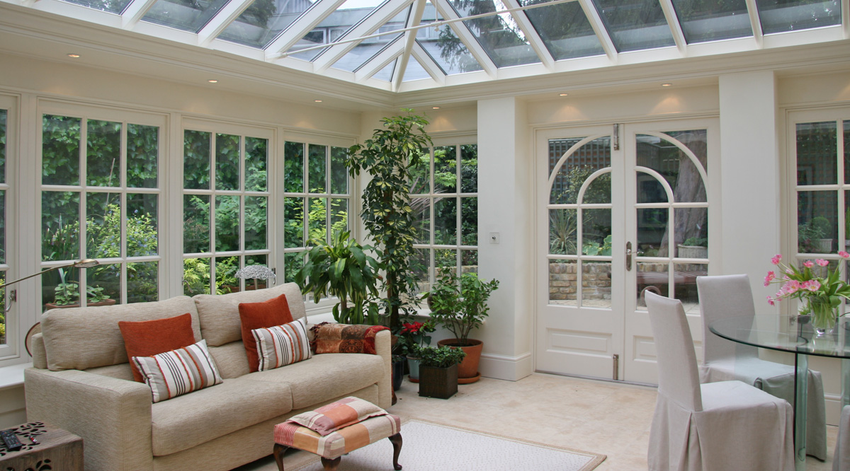 neutral conservatory