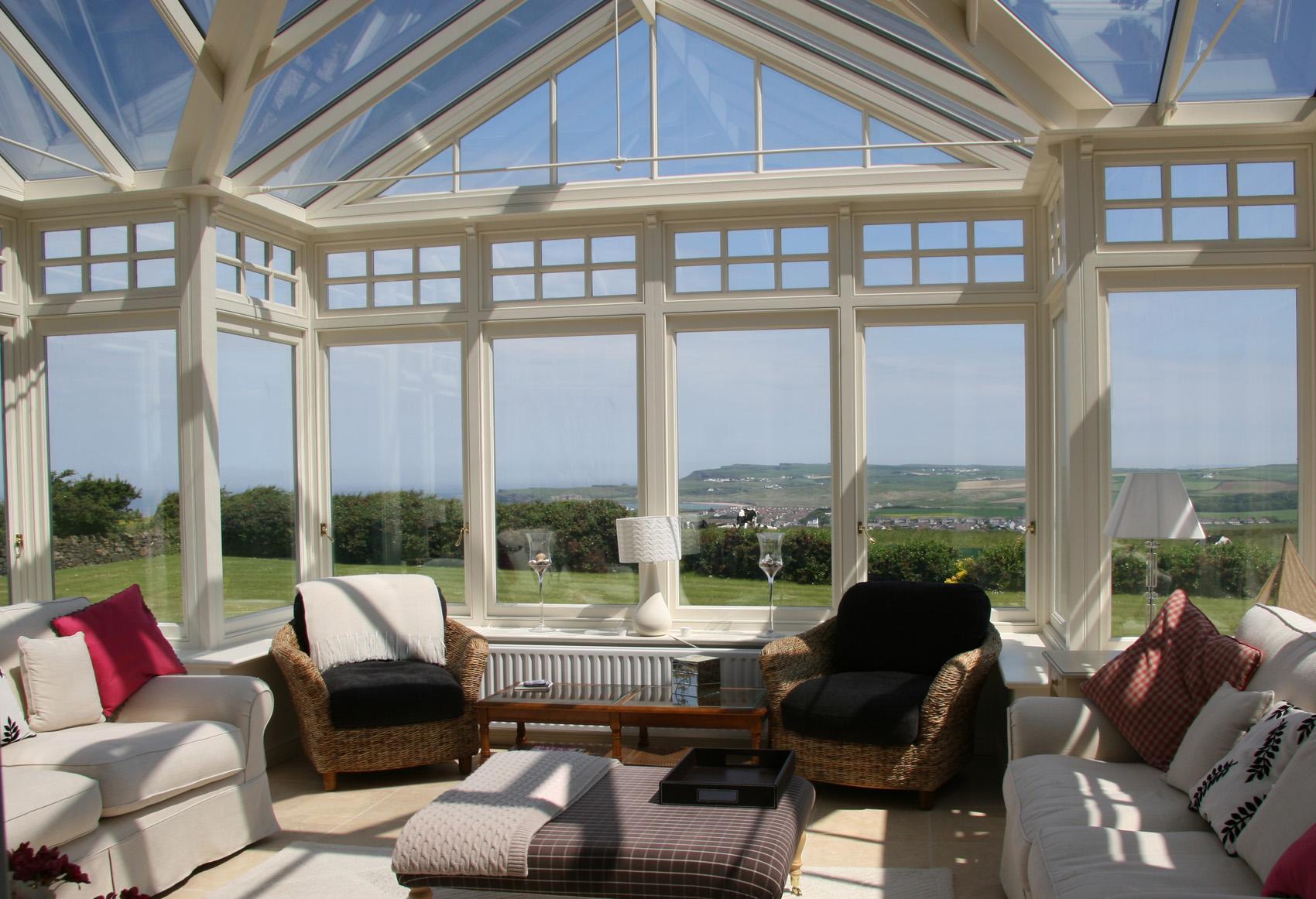 conservatory vista
