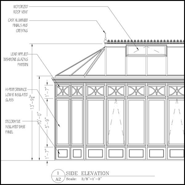 bay end design