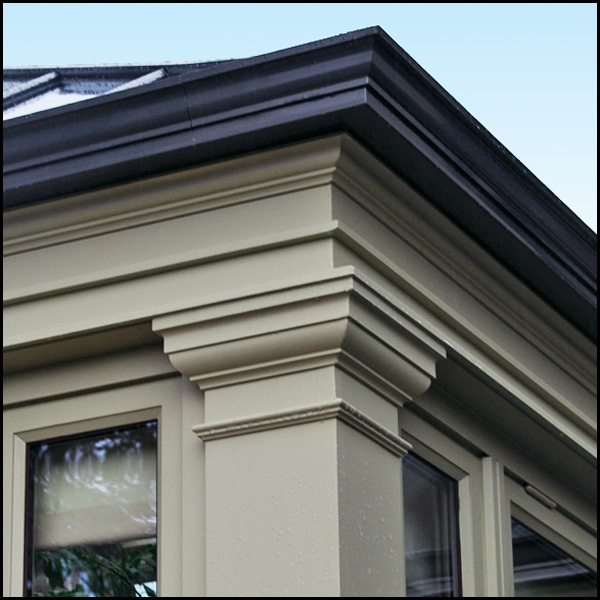 column and molding
