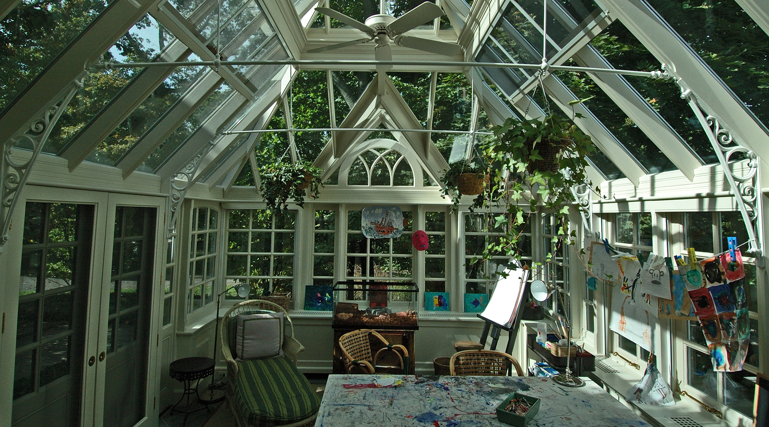 design your own conservatory