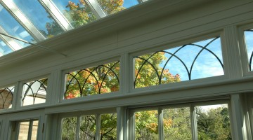 gothic leaded pattern windows