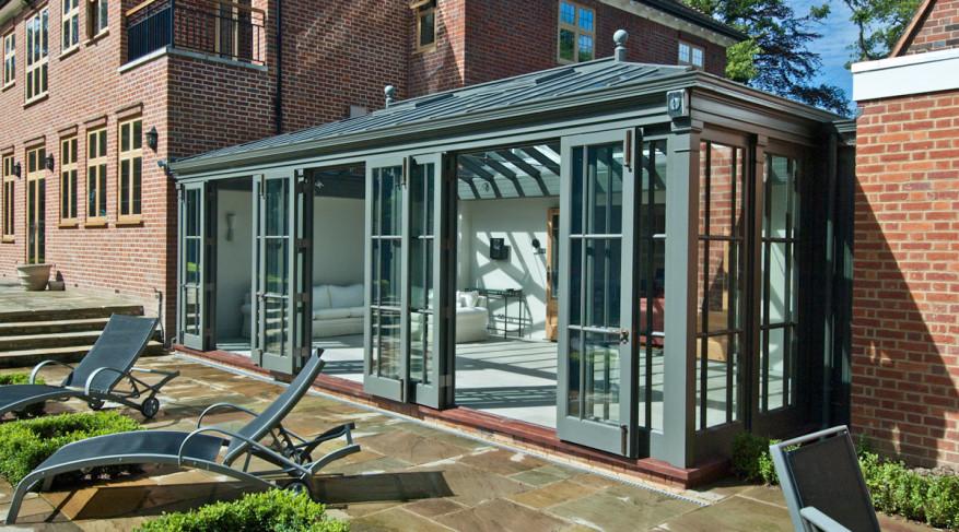 open doors conservatory