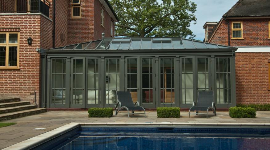 pool conservatory