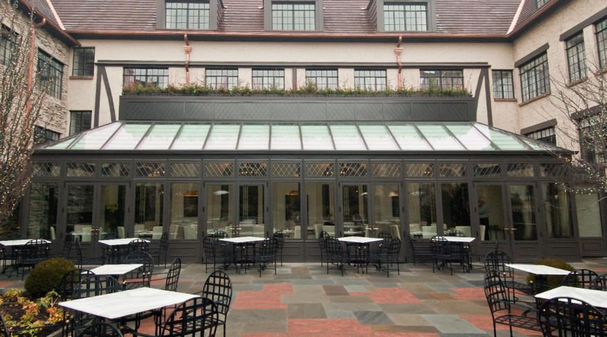 deerpath conservatory restaurant