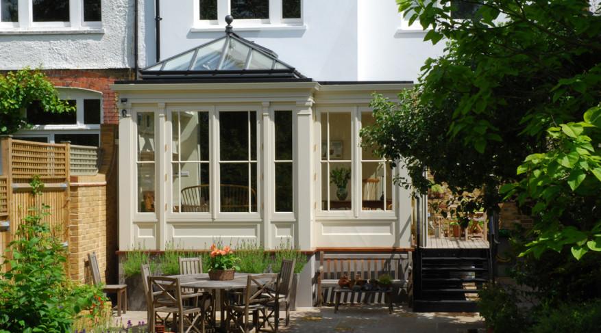 english orangery exterior