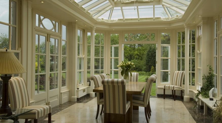 elegant orangery