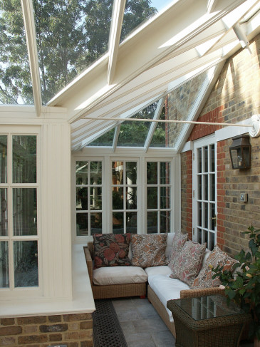 poolhouse conservatory lounge