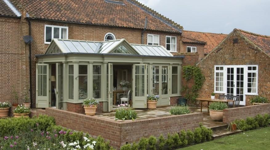 terrace orangery