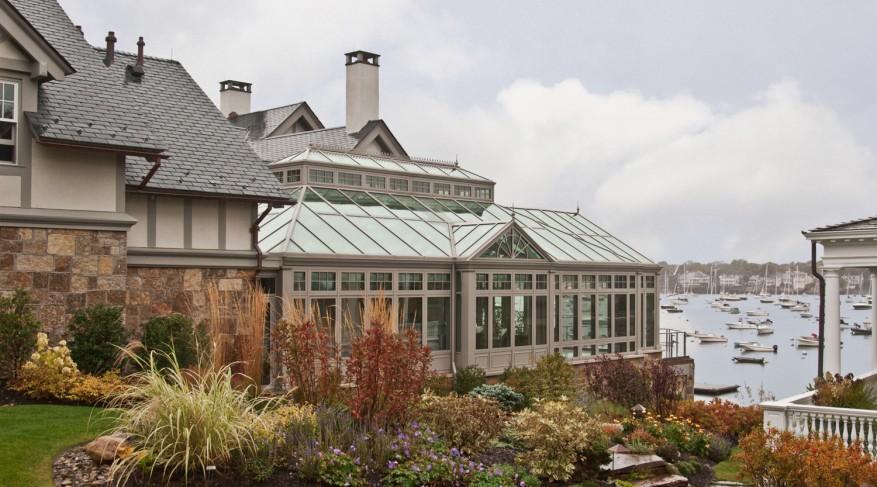 harbor-side conservatory