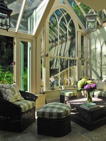 gothic arch conservatory