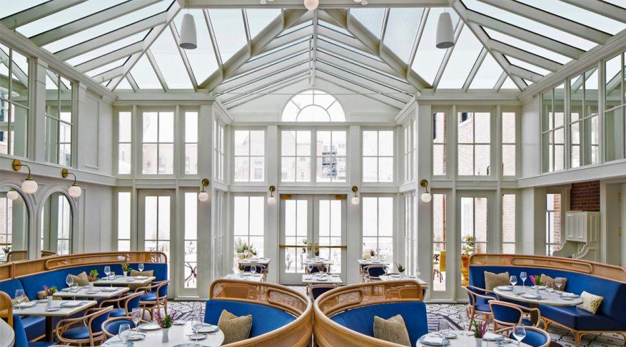 blue hen conservatory