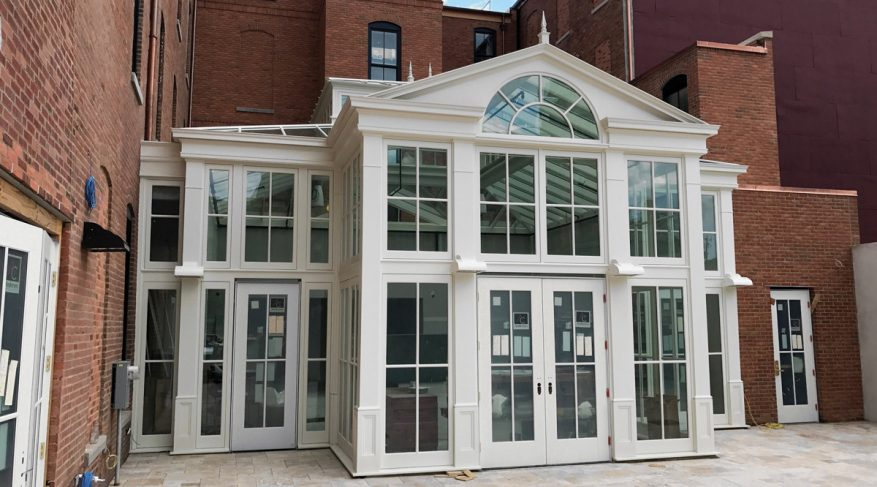 adelphi conservatory