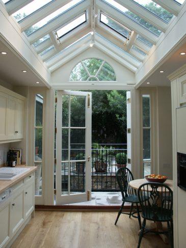 kitchen conservatory terrace