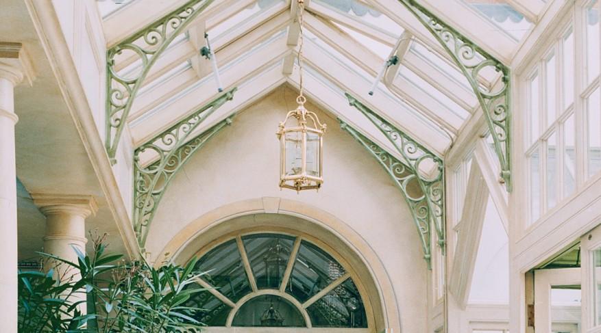 conservatory braces