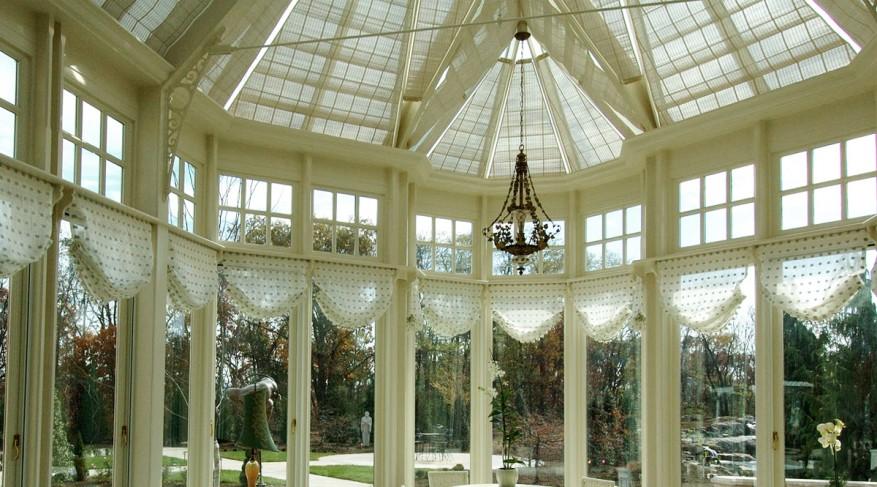 pinoleum conservatory shades