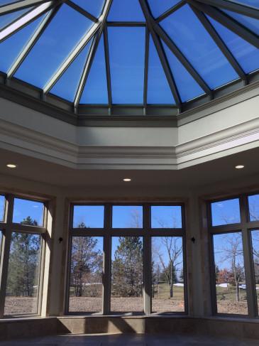 octagonal skylight