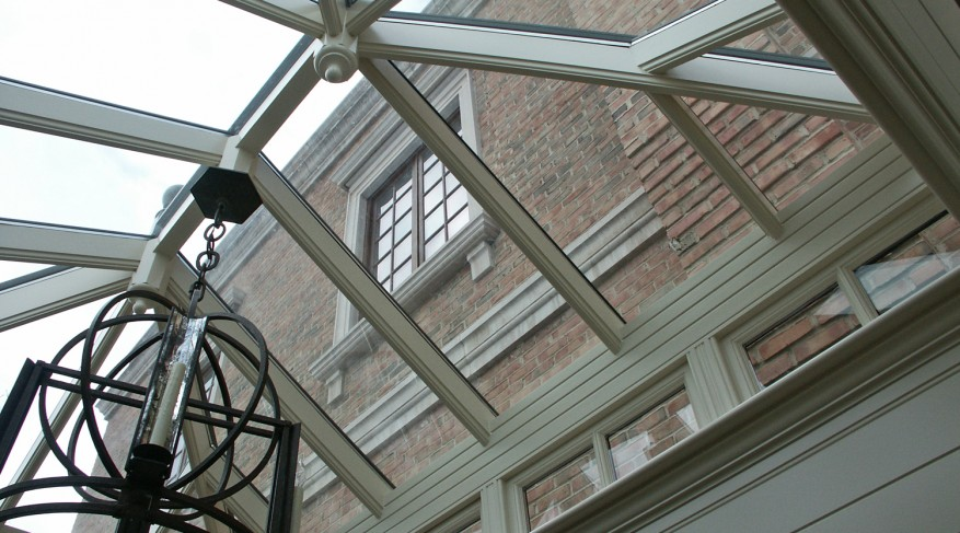 skylight ogee rafter