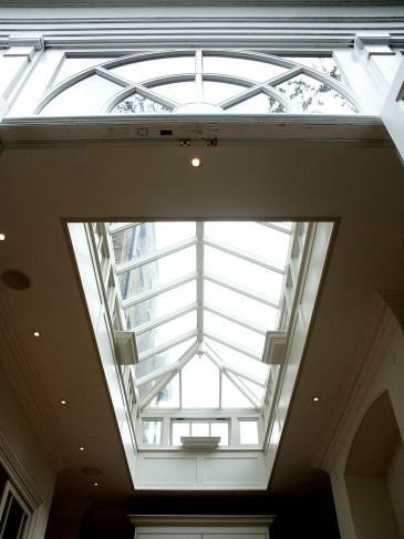 skylight entrance