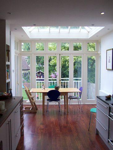 dining skylight