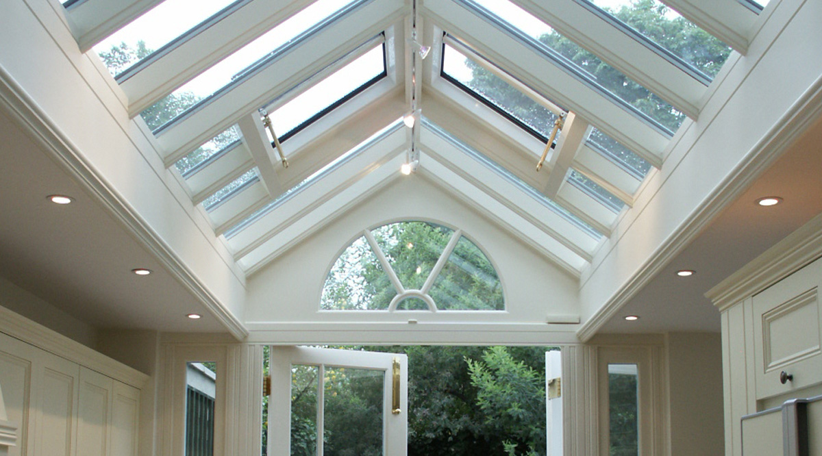 gable skylight