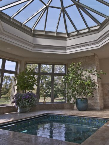 spa skylight