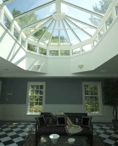 Stretched Octagonal Skylight