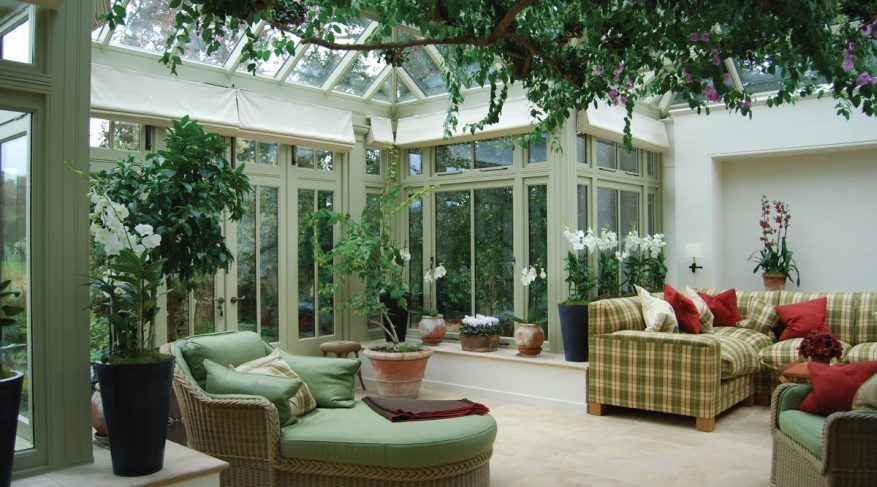 conservatory lounge