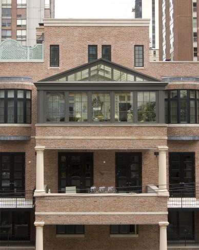 penthouse conservatory