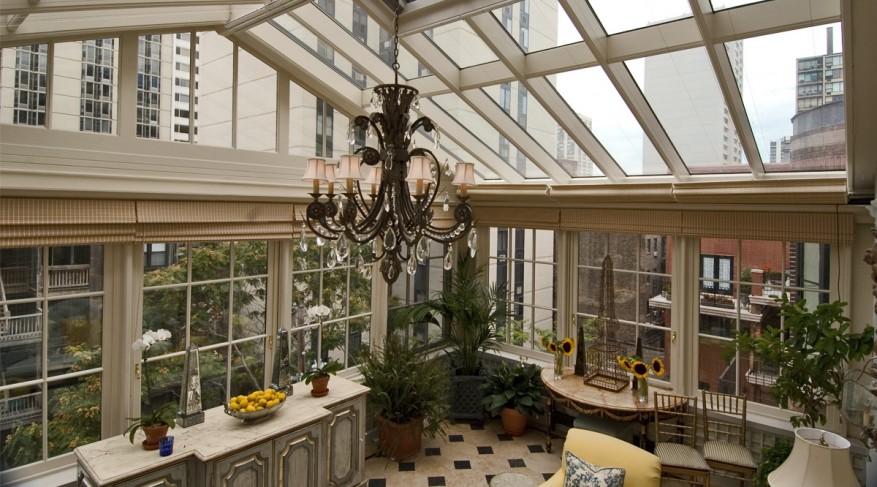 interior luxury conservatory