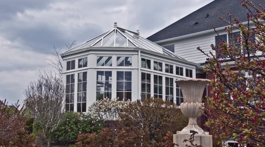 hardwood conservatory